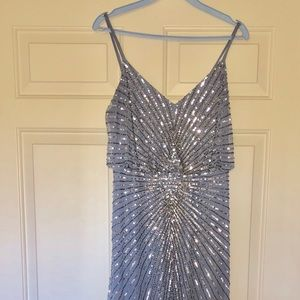 Adrianna Papell gown - only worn once!